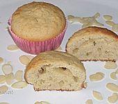 Mandelmuffins (Bild)