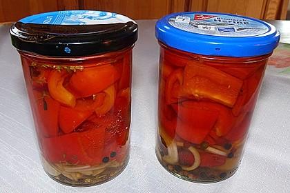 Fletchers eingemachte rote Paprika 0