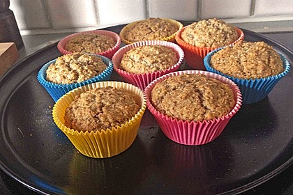 Low Carb Muffins 1