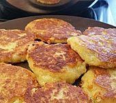 Blumenkohl-Käse-Medaillons
