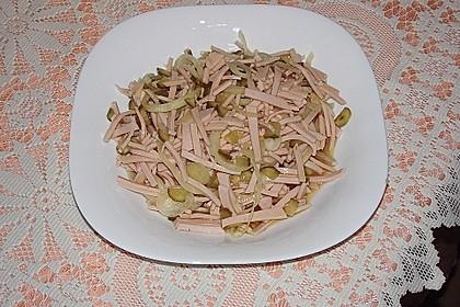 Bayrischer Wurstsalat 2