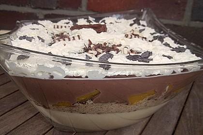 Gourmet-Schoko-Pudding selbstgemacht, sahnig und schokoladig 28