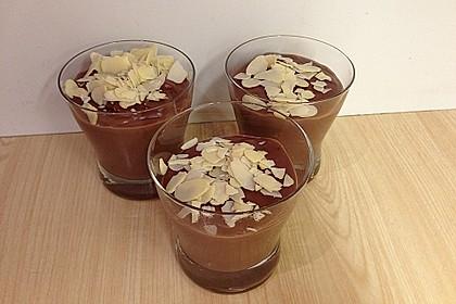 Gourmet-Schoko-Pudding selbstgemacht, sahnig und schokoladig 20