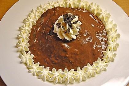 Gourmet-Schoko-Pudding selbstgemacht, sahnig und schokoladig 15