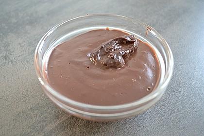 Gourmet-Schoko-Pudding selbstgemacht, sahnig und schokoladig 47