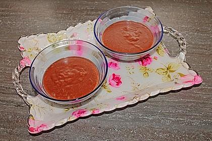 Gourmet-Schoko-Pudding selbstgemacht, sahnig und schokoladig 40
