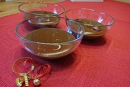 Gourmet-Schoko-Pudding selbstgemacht, sahnig und schokoladig 32