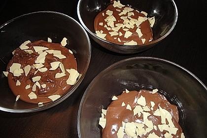 Gourmet-Schoko-Pudding selbstgemacht, sahnig und schokoladig 29