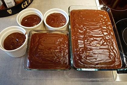 Gourmet-Schoko-Pudding selbstgemacht, sahnig und schokoladig 52