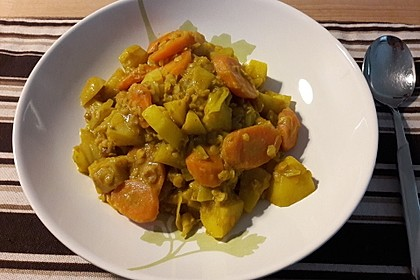 Spitzkohl-Curry 12