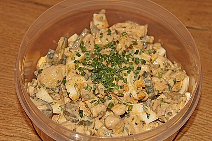 Eiweiß-Salat 2