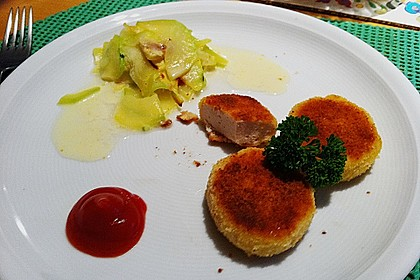 Chicken Nuggets-Goldstücke