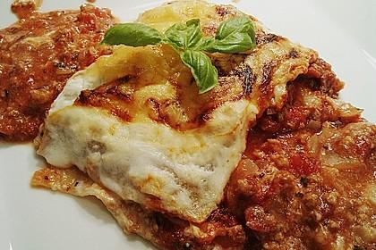 Vegetarische Lasagne al Forno 5