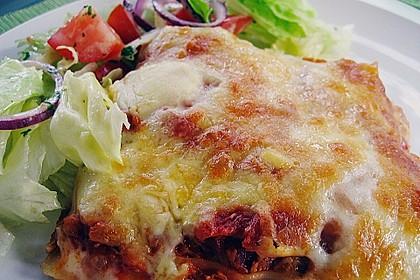 Vegetarische Lasagne al Forno 11