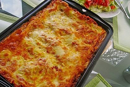 Vegetarische Lasagne al Forno 6