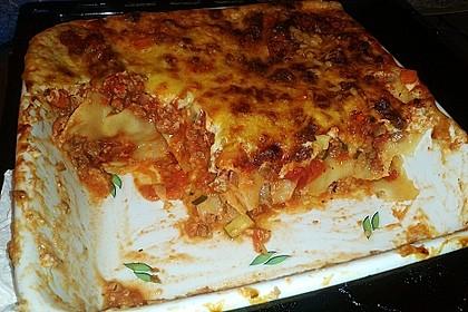 Vegetarische Lasagne al Forno 28