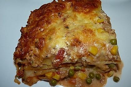 Vegetarische Lasagne al Forno 14