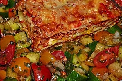Vegetarische Lasagne al Forno 13