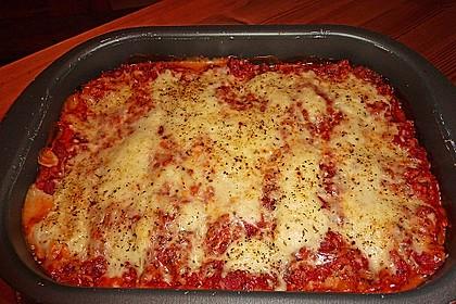 Vegetarische Lasagne al Forno 12