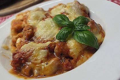 Vegetarische Lasagne al Forno 2