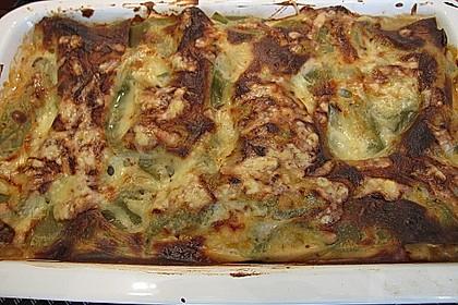 Vegetarische Lasagne al Forno 36