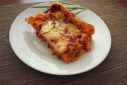 Vegetarische Lasagne al Forno 24