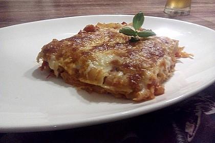 Vegetarische Lasagne al Forno 23