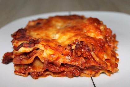 Vegetarische Lasagne al Forno 20
