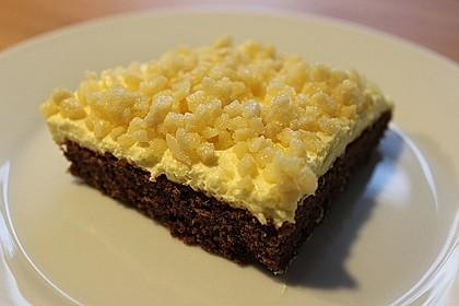 """Blechkuchen """"Gebrannte Mandeln"""" 3"""