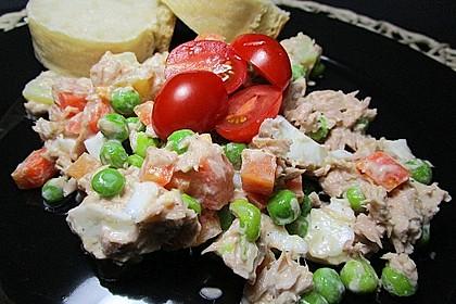Russischer Salat auf spanische Art 1