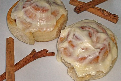 Cinnamon Rolls with Cream Cheese Frosting 42