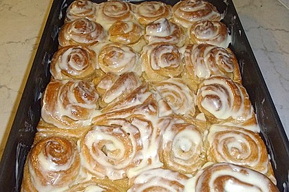 Cinnamon Rolls with Cream Cheese Frosting 13
