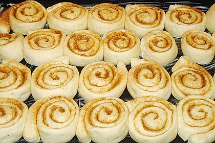 Cinnamon Rolls with Cream Cheese Frosting 46