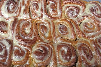 Cinnamon Rolls with Cream Cheese Frosting 48