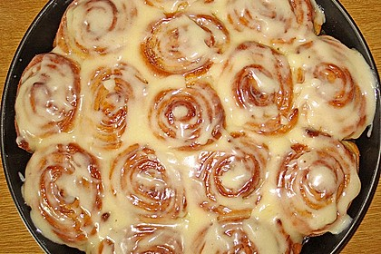 Cinnamon Rolls with Cream Cheese Frosting 24