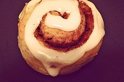 Cinnamon Rolls with Cream Cheese Frosting 156