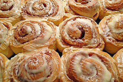 Cinnamon Rolls with Cream Cheese Frosting 15
