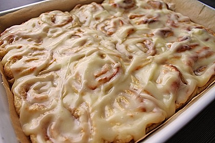 Cinnamon Rolls with Cream Cheese Frosting 60