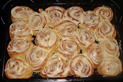 Cinnamon Rolls with Cream Cheese Frosting 14