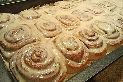 Cinnamon Rolls with Cream Cheese Frosting 26