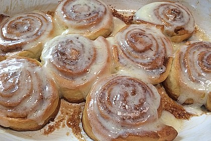 Cinnamon Rolls with Cream Cheese Frosting 27