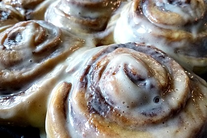 Cinnamon Rolls with Cream Cheese Frosting 29