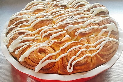 Cinnamon Rolls with Cream Cheese Frosting 16