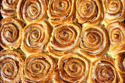 Cinnamon Rolls with Cream Cheese Frosting 22