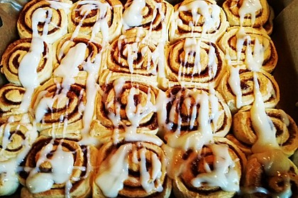 Cinnamon Rolls with Cream Cheese Frosting 97