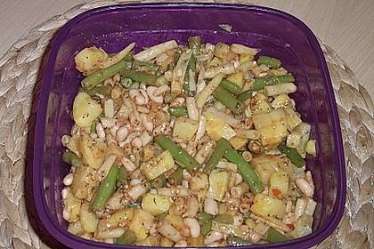 Kartoffel-Bohnen-Salat 3
