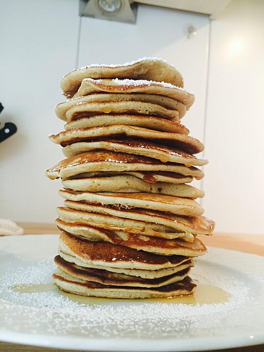 american pancakes grundrezept von adideluxe. Black Bedroom Furniture Sets. Home Design Ideas