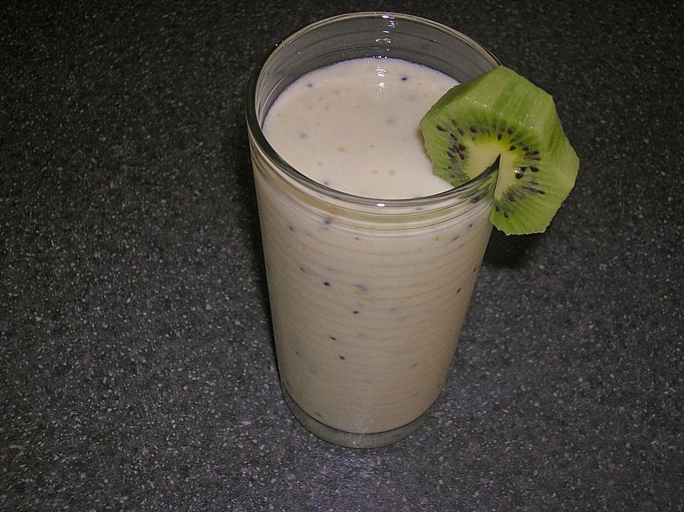 kiwi bananen smoothie von mima53. Black Bedroom Furniture Sets. Home Design Ideas