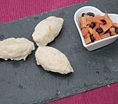 Cranberry-Apfel-Kompott