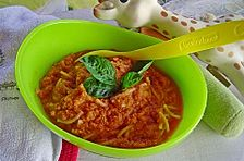 Spagetti Bolognese für Babys